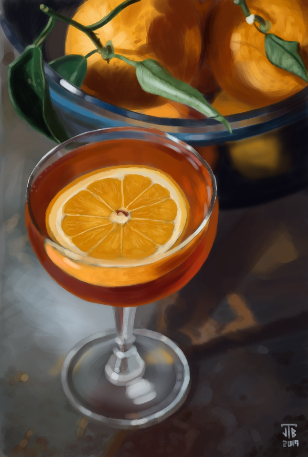 Oranges_in_glass_and_bowl